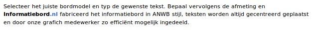informatiebord.nl: taalfouten