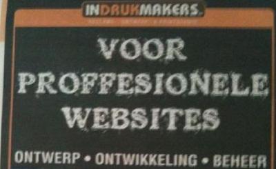 indrukmakers: professioneel