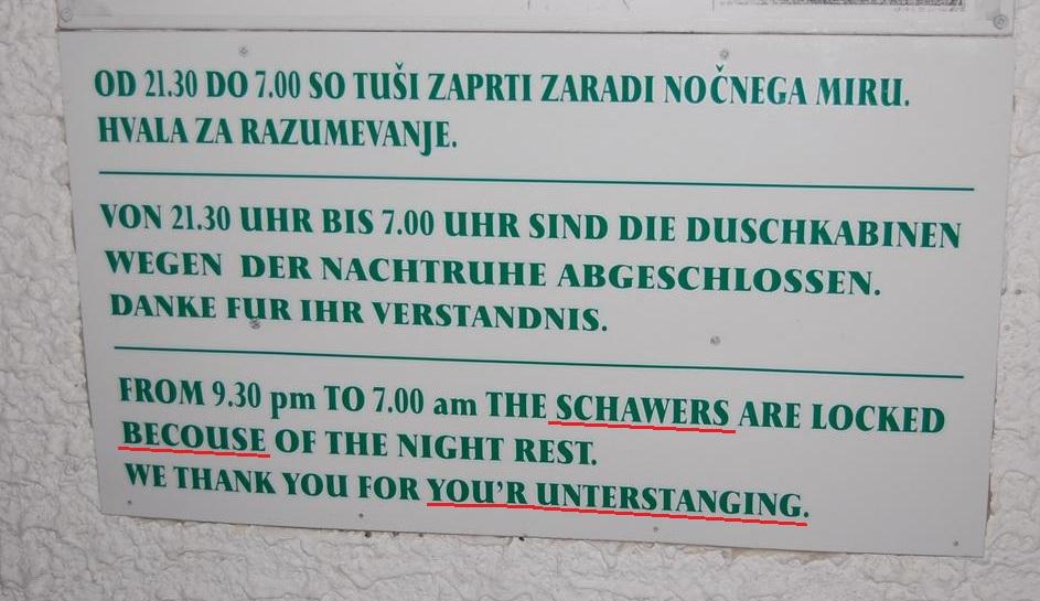 sloveense-vertaalfaal